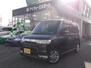 ダイハツ タント カスタムRSターボ 4WD CD・ラジオ キーレス 純正AW