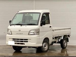 ダイハツ ハイゼットトラック エアコン・パワステ スペシャル 4WD ワンオーナー エアコン パワステ フロアマット ドアバイザー