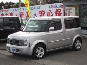 日産 キューブ SX 70th-II 4WD