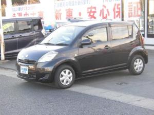 トヨタ パッソ X HDDナビ 4WD WエアB ABS
