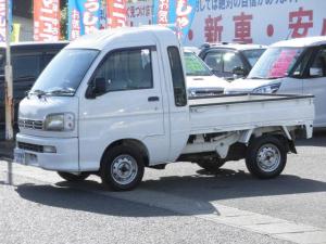 ダイハツ ハイゼットトラック ジャンボ パワステ エアコン 4WD