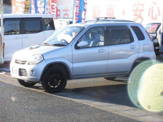 希少マニュアル車、下回り錆は少なく、4WD、ターボ! 希少マニュアル車、下回り錆は少なく、4WD、ターボ!