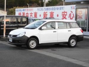 日産 AD DX 4WD ナビ