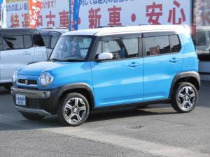 スズキ ハスラー Xターボ 4WD