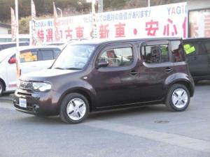 日産 キューブ 15X FOUR Mセレクション 4WD
