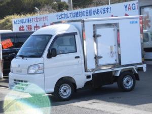 ダイハツ ハイゼットトラック 低温冷凍車 4WD