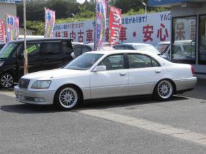 トヨタ クラウンマジェスタ 4.0Cタイプi-Four BBSアルミ エアサス ETC キーレス 4WD
