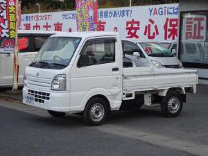 スズキ キャリイトラック KCパワステ パワステ マニュアル 4WD