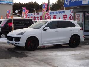 ポルシェ カイエン GTS ナビ TV ETC HID インテリキー 4WD