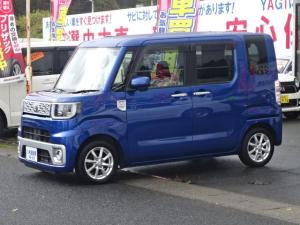 ダイハツ ウェイク X ワンオーナー ナビ TV HID スマートキー 4WD