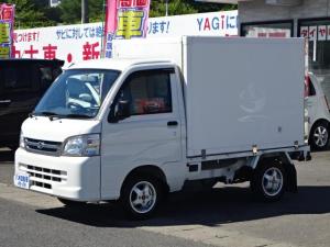 ダイハツ ハイゼットトラック 農用スペシャルVS 保冷 社外アルミ ETC ナビ 4WD