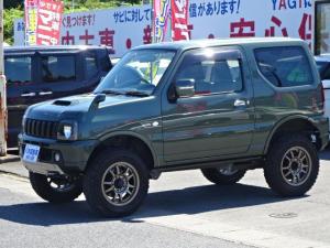 スズキ ジムニー ランドベンチャー ワンオーナー ターボ 切替式4WD フォグランプ