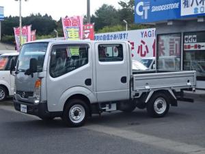 日産 アトラストラック WキャブフルスーパーローDX