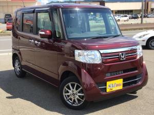ホンダ N-BOX G・Lパッケージ 4WD 両側Pスライドドア 前席シートヒーター ステアリングスイッチ