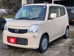 日産 モコ S FOUR 4WD アイドリングストップ 社外ナビ ワンセグTV シートヒーター 車検5年3月