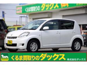 トヨタ パッソ X 4WD アルミ キーレス 弊社代車
