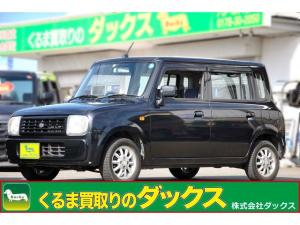 スズキ アルトラパン X 4WD シートヒーター キーレス 純正アルミ