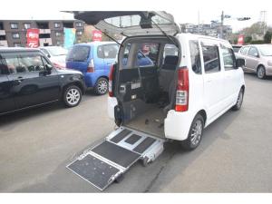 スズキ ワゴンR FX 2WD 車椅子スロープ キーレス オートエアコン