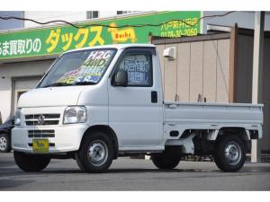 ホンダ アクティトラック SDX 4WD エアコン パワステ 5MT 荷台作業灯