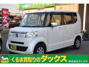 ホンダ N-BOX G 4WD 純正地デジナビ バックカメラ PUSHスタート