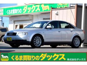 アウディ A4 1.8Tクワトロターボ 新品タイヤ ディーラー車