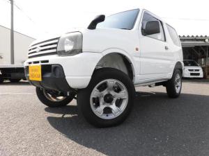 スズキ ジムニー XG ターボ4WD キーレス マニュアル車