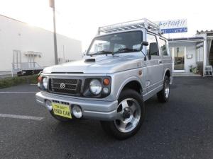 スズキ ジムニー XL ターボ4WD MT車