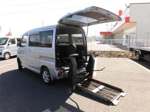 三菱 タウンボックス  車椅子移動車4WD キーレス エアコン パワーウィンドウ パワーステアリング