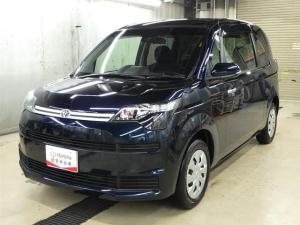 トヨタ スペイド G 片側電動スライドドア ワンオーナー ETC スマートキー 4WD