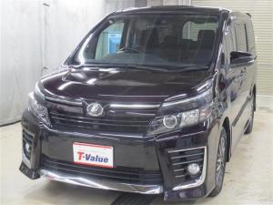 トヨタ ヴォクシー ZS 4WD 両側パワースライドドア バックモニター