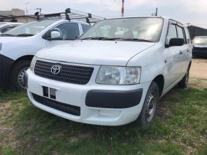 トヨタ サクシードバン 商用車 AC ホワイト MT 運転席助手席エアバッグ