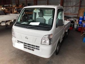 日産 NT100クリッパートラック  4WD エアコン 5速マニュアル PS ホワイト パワステ