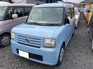ダイハツ ムーヴコンテ X 4WD スマキー CD オートエアコン ベンチシート ABS