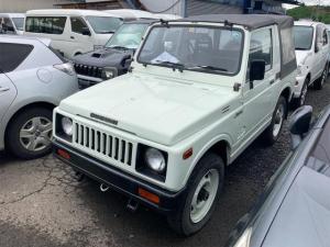 スズキ ジムニー  4WD AW ホワイト