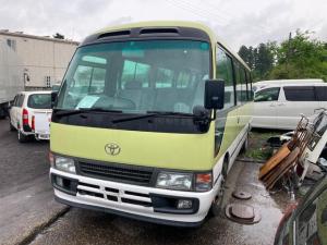 トヨタ コースター  GX バス AT 修復歴無 ETC 16名乗り