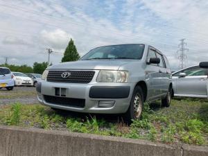 トヨタ サクシードバン  AC オーディオ付 シルバー MT