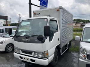 いすゞ エルフトラック  4WD AC AT ETC 3名乗り 最大積載1500kg