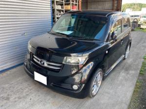 トヨタ bB  4WD ナビ AT AW オーディオ付 ブラック