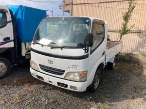 トヨタ ダイナトラック  4WD トラック ETC ナビ ABS エアコン