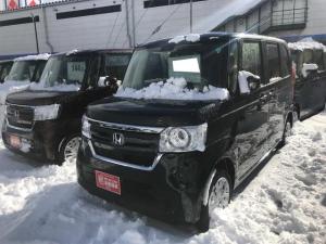 ホンダ N-BOX Gホンダセンシング 4WD 衝突被害軽減システム レーンアシスト