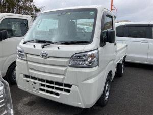 ダイハツ ハイゼットトラック スタンダードSAIIIt 4WD 横滑り防止装置 PS エアコン