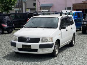 トヨタ サクシードバン U メモリーナビ ETC エアコン ライトレベライザー ABS Wエアバッグ オートマ