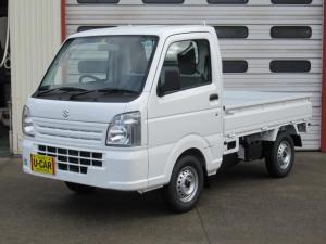 スズキ キャリイトラック KCエアコン・パワステ付 4WD 5MT ABS