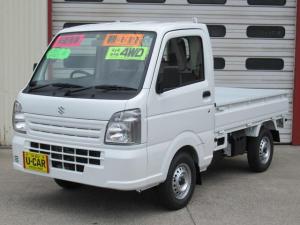 スズキ キャリイトラック KCエアコン・パワステ付 4WD 5MT ABS付