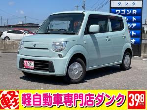 スズキ MRワゴン G 2年保証 4WD CVT シートヒーター