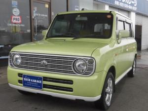 スズキ アルトラパン L 4WD シートヒーター ABS
