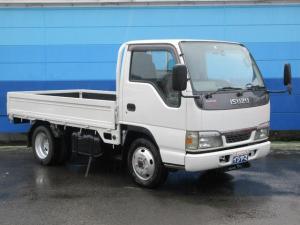 いすゞ エルフトラック フルフラットロー 4WD 積載量2t 外装&下廻り仕上げ済