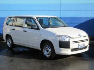 トヨタ プロボックス DXコンフォート 4WD 社外SDナビ 積載量400kg