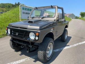 スズキ ジムニー JA11C 幌 リフトアップ クロカン仕様 5MT