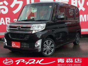 ダイハツ タント カスタムRS トップエディションSAII 4WD 大型ナビ
